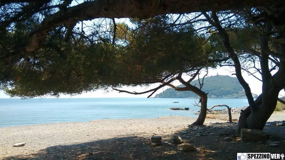 Pozzale, Palmaria Island